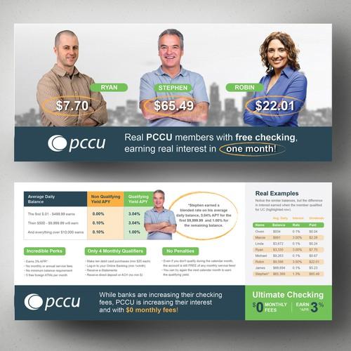 2015 Advertising Materials for PCCU