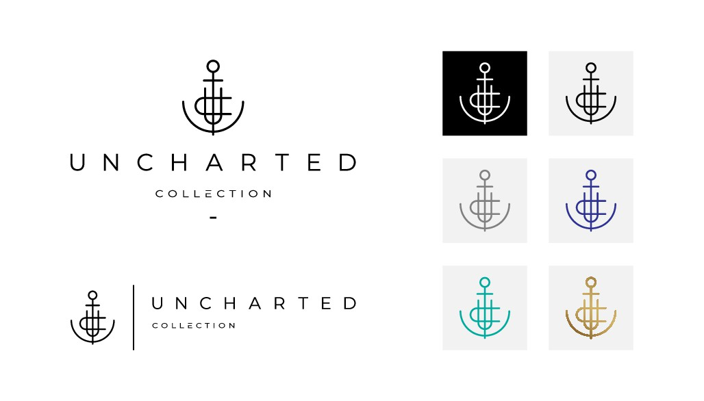 Luxury Sailing Yacht Company Logo to appeal to Adventurous High-End Clients