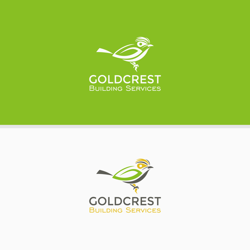 Goldcrest Building services needs a Great company Logo