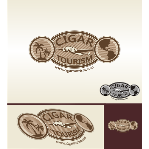 Cigar Travel Logo