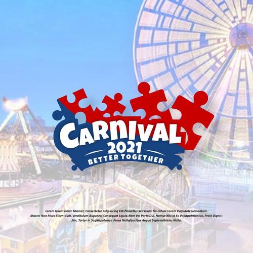 School Carnival Logo