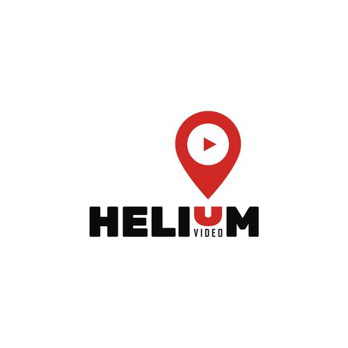logo concepts for Helium Video