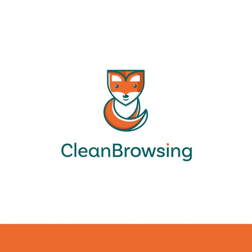 Logo for clean browsing for kids