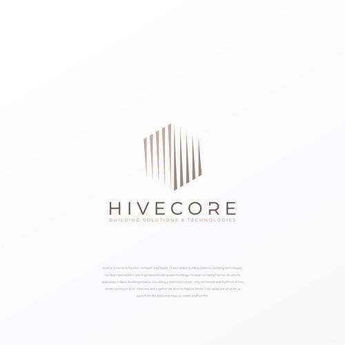 Logo design for Hivecore