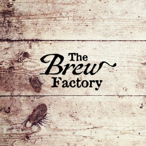 Branded logo for brew your own company