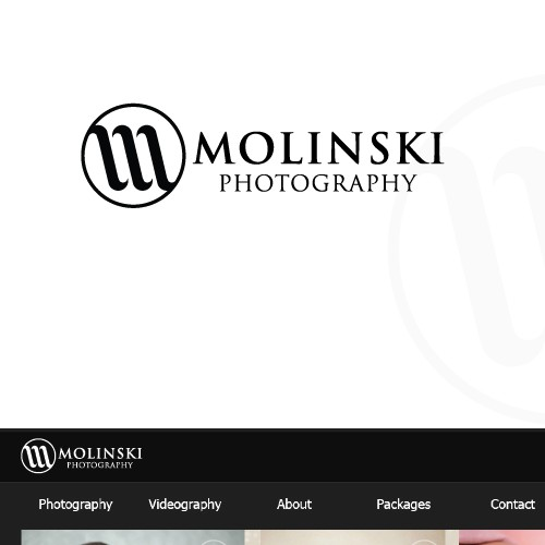 Logo Design for Molinski Photography