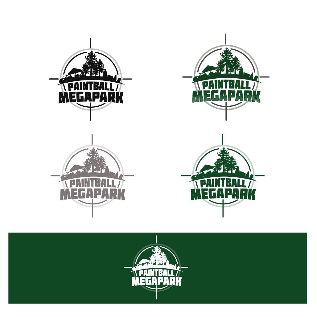 Logo für eine Mega Paintballanlage gesucht. Logo for a Paintball Area / Company search.