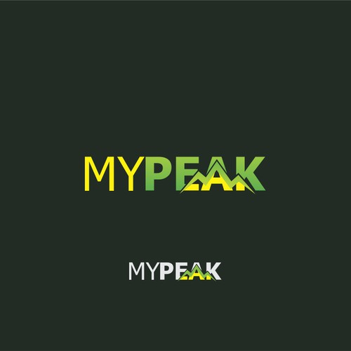 Have fun creating a logo designed to bring a Peak Experience to those it touches