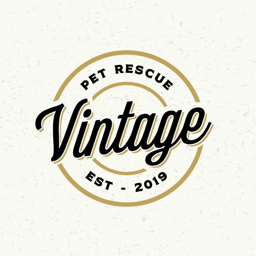 Vintage Pet Resque