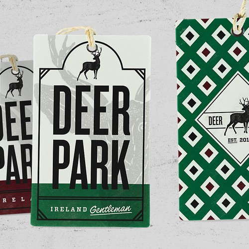Deer Park Menswear Labels