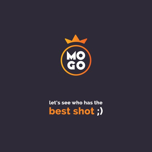 Logo Design for new app called MOGO