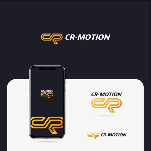 Conceito de logo para CR-MOTION