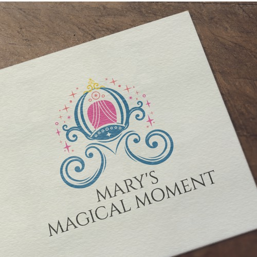 Logo Concept for Mary's Magical Moment