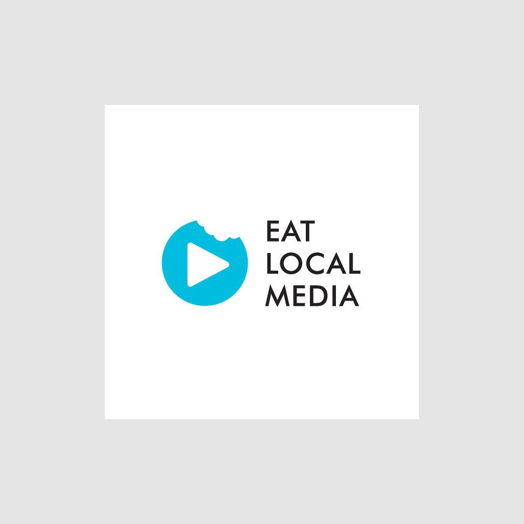 EAT LOCAL MEDIA - LOGO DESIGN