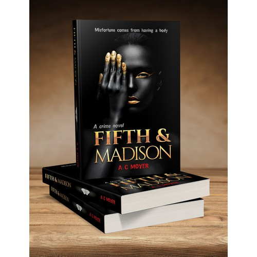 Fifth & Madison Book Cover