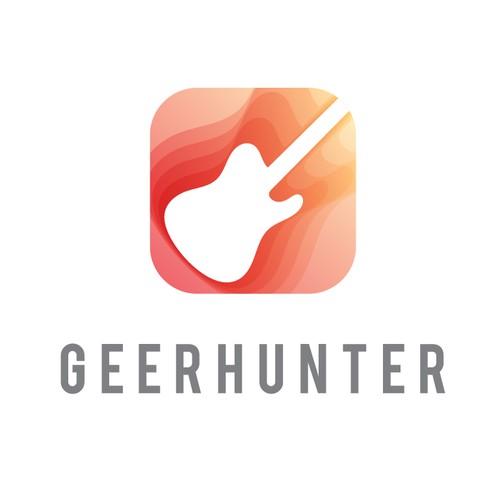 logo designs for geerhunter