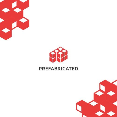 Prefabricated logo concept