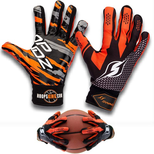 Hype weighted gloves.