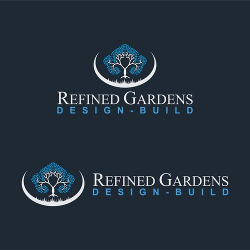 New logo - REFINED GARDENS