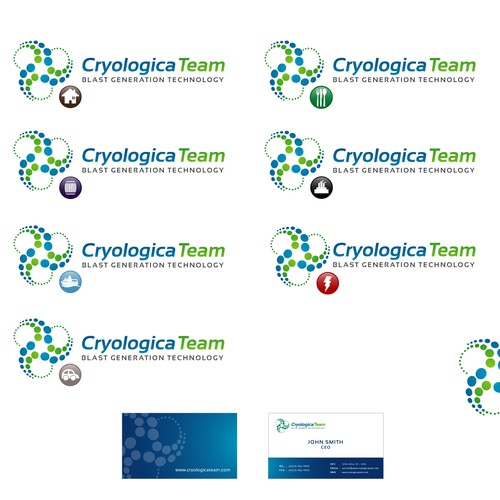 Create the next logo for Cryologica Team s.l.