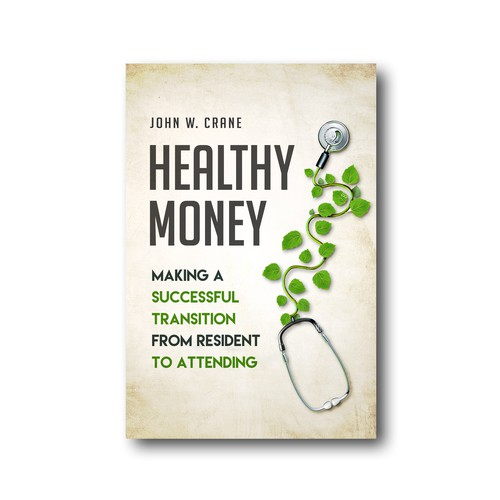 'Healthy money' book cover