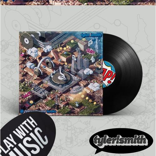 DJ Record Cover ART