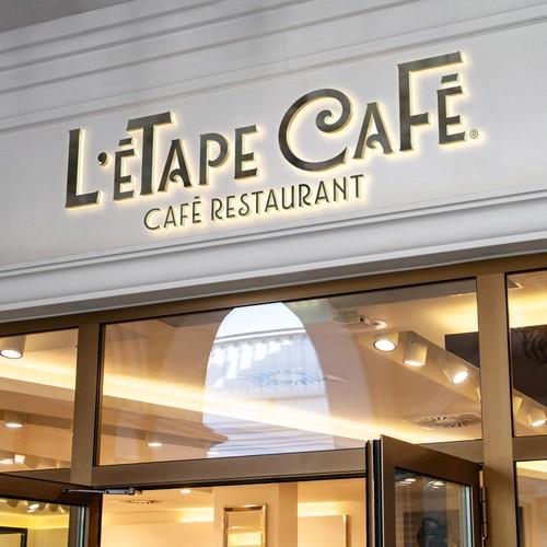 L' ÉTAPE CAFÉ