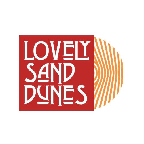 Lovely Sand Dunes Band Logo
