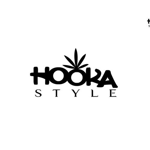 Create the next logo for Hooka Style