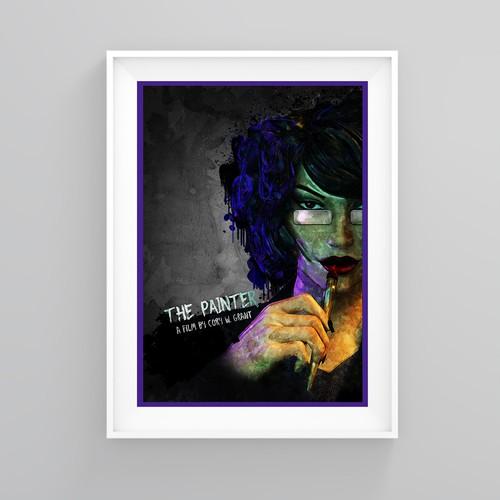 Conceptual Film Poster
