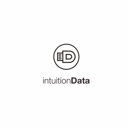 "logo for ""intuition Data"""