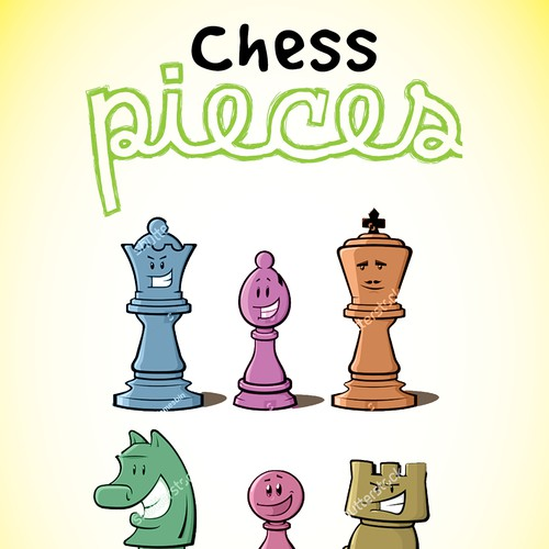 Book Cover for Kids Chess Book