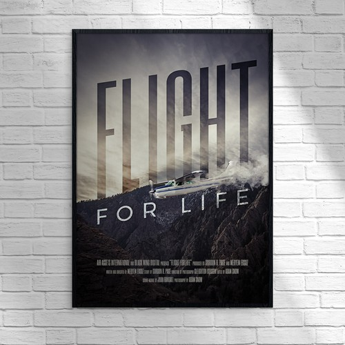 Flight for Life Movie Poster