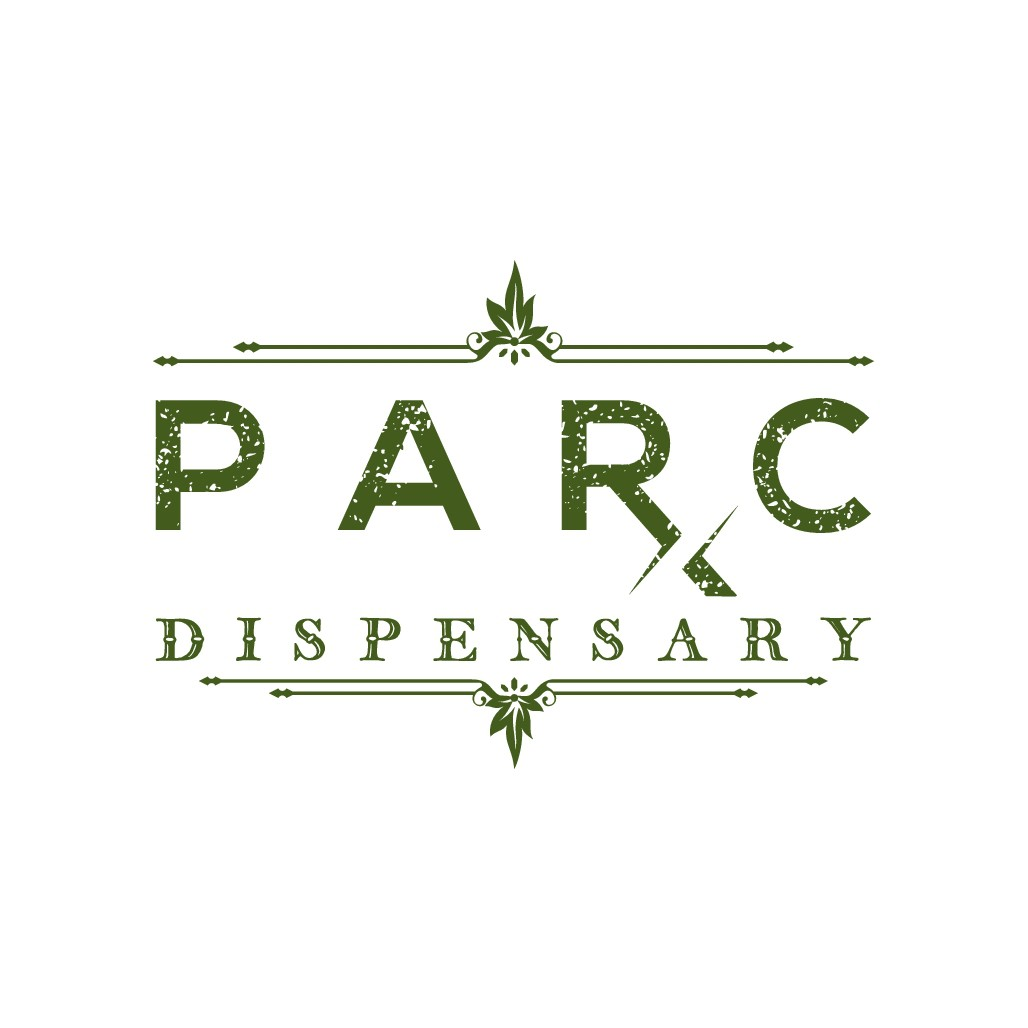 Contemporary pot shop! PARC Dispensary is rebranding to a modern apothecary look