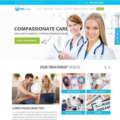 EPC Landing Page