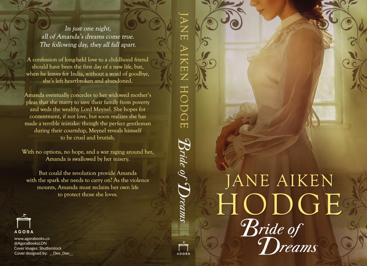 Bride of Dreams Paperback Cover