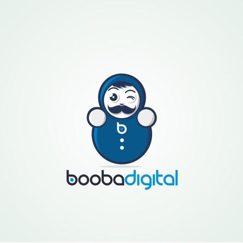 BoobaDigital Logo Concept for naorm