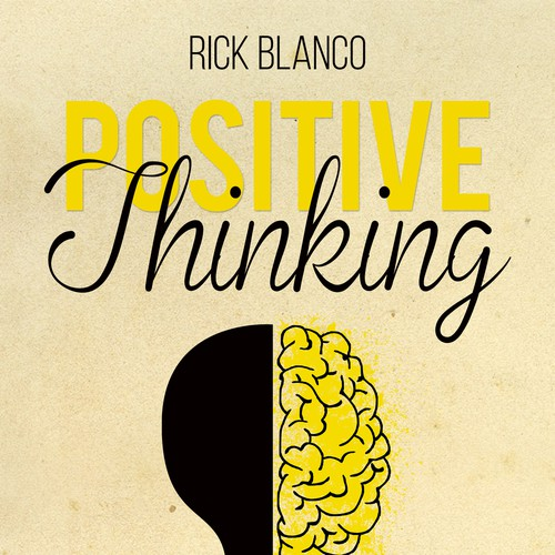 Ebook cover for Positive Thinking