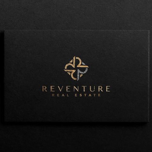 REVENTURE - The next level - Ein Eyecatcher Logo