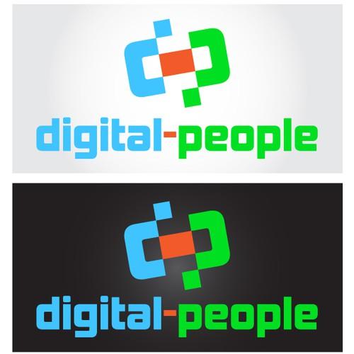 Logo design for Digital People