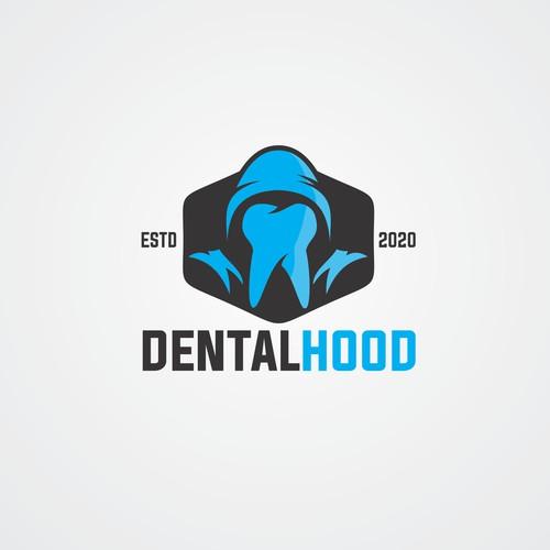 Bold logo for DENTALHOOD
