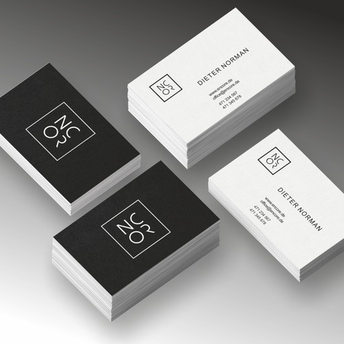encor logo design