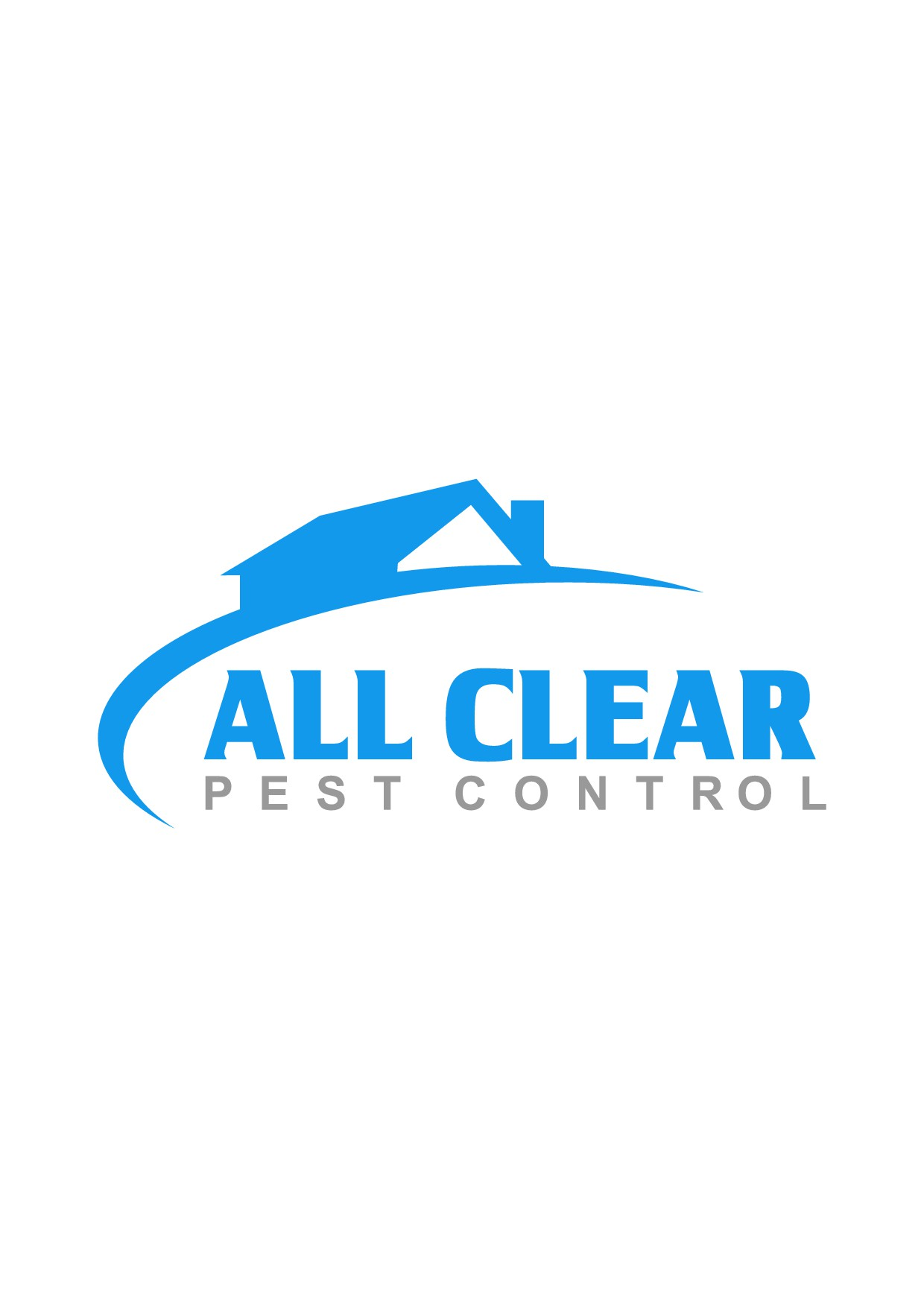 ALL CLEAR PEST CONTROL needs an amazing new logo!!!