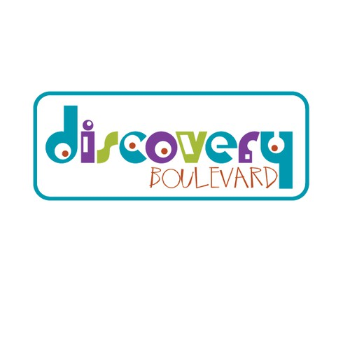 Create the next logo for Discovery Boulevard