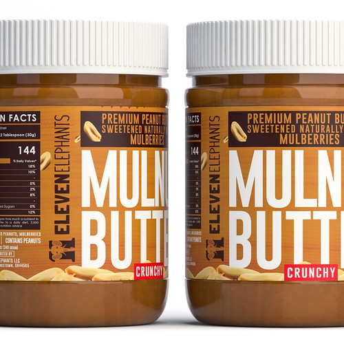 Mulnut Butter