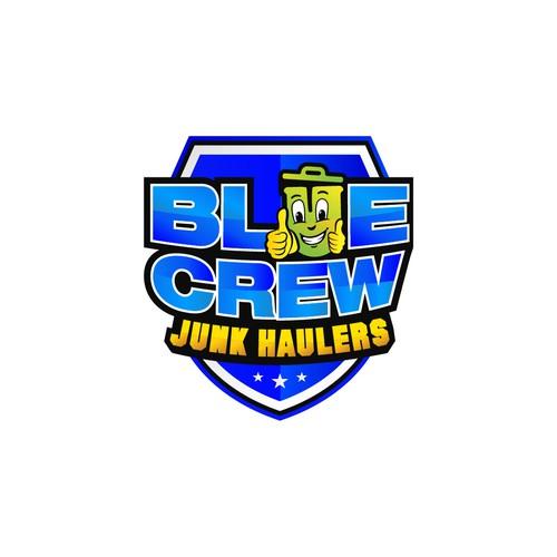 BLUE CREW Junk Haulers