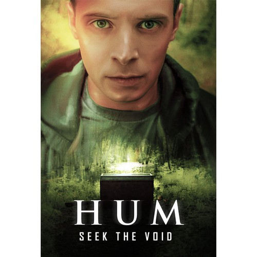 Poster design contest for the film HUM