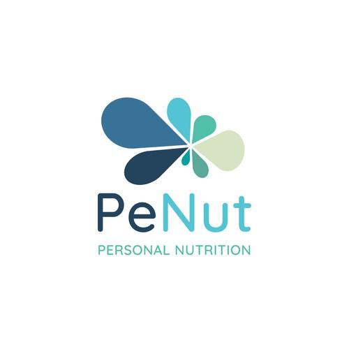 PeNut - Logo Design