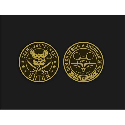 Coin of giantmouse