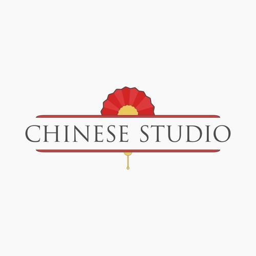 Chinese Studio Logo Concept